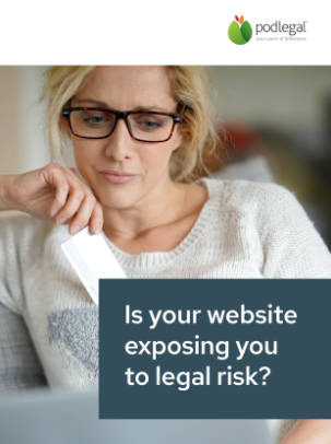 Is your website exposing you to legal risk?